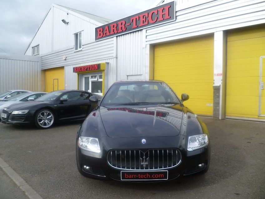 View MASERATI QUATTROPORTE One owner from new 4.7 S