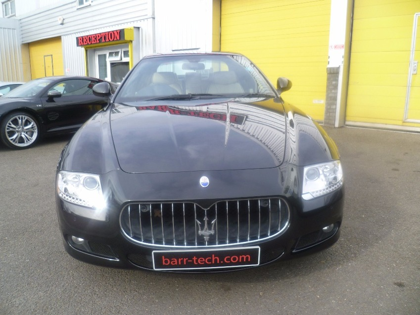 MASERATI QUATTROPORTE One owner from new 4.7 S