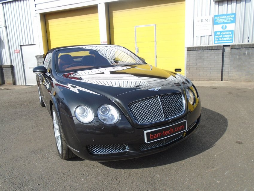 View BENTLEY CONTINENTAL GTC -