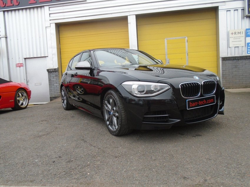 View BMW 1 SERIES M135I AUTO Low mileage one previous owner.