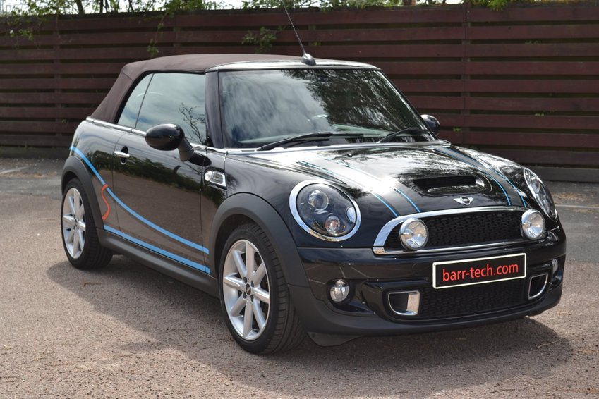 MINI CABRIOLET Opt Start-Stop Cooper S Highgate