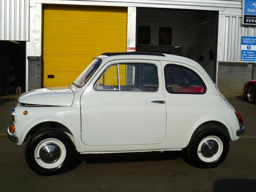 View FIAT 500 -